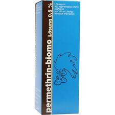 Permethrin biomo solution 0,5% 100 ML pzn9276235