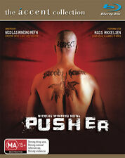 Pusher (Blu-ray Slipcase) The Accent Collection - ACC0335