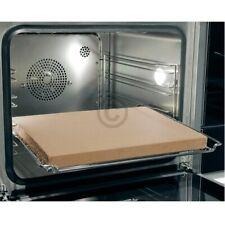 Schamottstein 400x300x30mm Backofen Grill Flammkuchen Pizza Lebensmittelecht