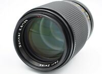 【Near Mint  】Contax Carl Zeiss Sonnar T* 135mm f/2.8 MMJ Lens w/Case from Japan