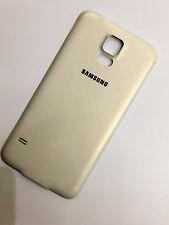 Original Samsung Galaxy S5 G900F Akkudeckel Akku Deckel Backcover Rückseite Weiß