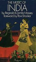 The Music Of India por Massey, Reginald