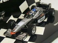 WOW EXTREMELY RARE McLaren 2000 MP4/98T Mika & Erla On Ice 1:43 Minichamps