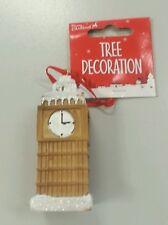 Christmas Tree Decoration Big Ben  - Christbaumschmuck London Big Ben