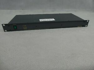 Kramer Super Video Composite Distribution Amplifier Console VM-5YC Used Untested