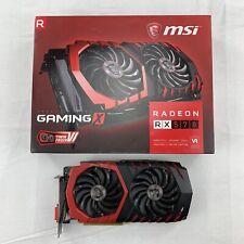 MSI Radeon AMD RX 570 4GB GDDR5 Gaming Graphics Card