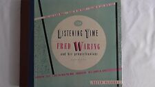 """""""Listening Time"""" Fred Waring and his Pennsylvanians Decca Album Set #A-530"""