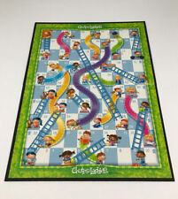 Milton Bradley Chutes & Ladders Board Game Replacement Part Pieces Game Board