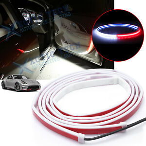 Door Opening LED Flashing Light Anti-collision Warning For Nissan 350z 370Z GTR