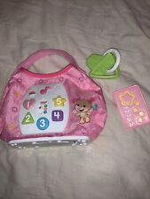 Fisher-Price Smart Stages Pocketbook, Sounds Colors, Numbers And More