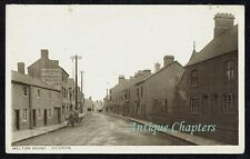 c.1910 The Bell Inn Melton Road Syston Leicestershire Postcard C797