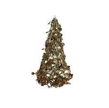 Statuine Natale oro per l'albero di Natale