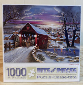 Bits and Pieces 1000 Piece Puzzle H. Hargrove:  Home Again