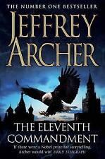 The Eleventh Commandment by Jeffrey Archer, Book, New (Paperback)