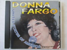 Donna Fargo - United States Of America - CD - TOP Zustand