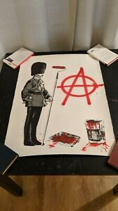 Anarchy Soldier by Mr Brainwash. Limited Edition (Low low edition) Signed