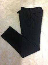 Gucci Men's Tuxedo Black Pants Sz 48 ( US 32 )