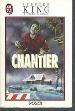 Chantier .Stephen KING ( Richard BACHMAN ).Livre de poche SF58