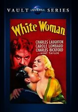White Woman (Carole Lombard) - Region Free DVD - Sealed