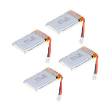 4 x 3.7V 780mAh Li-po Battery for syma x5 x5c x5sw x5sc RC Quadcopter Drone new