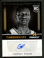 Gorgui Dieng #78 signed autograph auto 2013-14 Panini Pinnacle Basketball Rookie