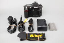 Nikon D80 DSLR Camera Body Only, Digital SLR Black APS-C *Low Shutter*