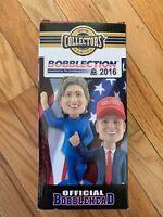 Hillary Clinton Bobblehead 2016 Presidential Election Bobblection Official