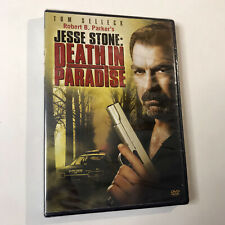 JESSE STONE: Death in Paradise DVD Tom Selleck 2006 CRIME DRAMA