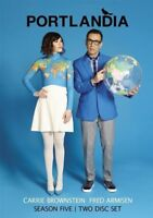 Portlandia: Season Five [New DVD]