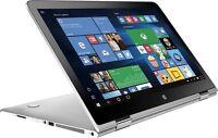 "HP Spectre X360 15.6"" 4K Touch Screen Laptop, Core i7-6500U, 256GB SSD, 16GB RAM"