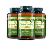 Garcinia Cambogia Premium - Weight Loss Supplement with 95% HCA (3 Bottles)
