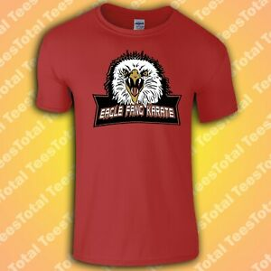 Eagle Fang Karate T-Shirt | Cobra Kai | Karate Kid | Finish the fight