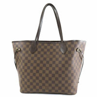 LOUIS VUITTON   Tote Bag Neverfull MM Former Damier Ebene Damier canvas
