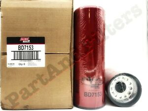Baldwin BD7153 Engine Oil Filter (Pack of 6)