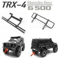 Steel Rear Bumper Front Bumper for Traxxas TRX-4 Mercedes-Benz TRX-6 G63 G500