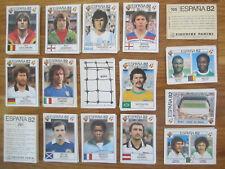 PANINI / World Cup 1982 - ESPANA 82 / AU CHOIX 1 Sticker