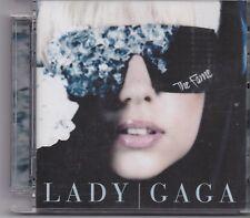 Lady Gaga-The Fame cd album