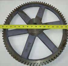 Spur Gear, 80Teeth, Pitch 5, Face 1-3/4, Browning NCS580