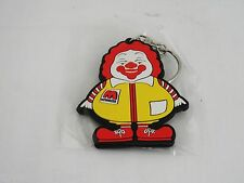 Ron english secret base supersize me key chain popaganda yellow original 2.5""