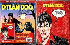 DYLAN DOG  387 Cover Variant Lenticolare + Variant Edition auguri Sonori