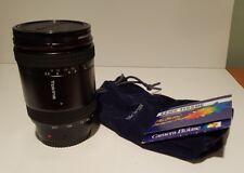 Vintage Retro Tokina AF 353 zoom lens 35-300mm for film camera arrow Japanese
