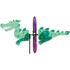 Dragon Staked Petite Wind Spinner with Pole.10. Pr 25056