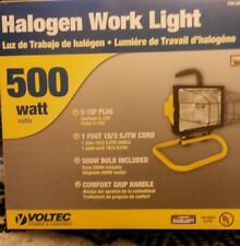 Halogen Work Light 500 Watt