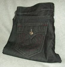 True Religion Men's Section Straight seat Relaxed Fit w/Flap Pockets size 40