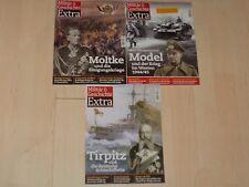 3 X Militär & Geschichte Extra Sonderheft 8, 9 und 10