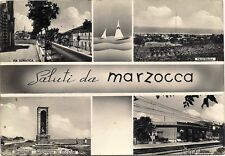 P342 Ancona MARZOCCA  Saluti
