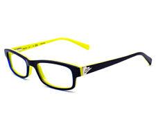 Nike Óculos 5517 404 Armação Retangular Azul Marinho 48    17 130  Pequeno Juvent. e6f49a8474