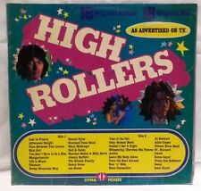 HIGH ROLLERS - vintage vinyl LP - Various Artists of the 1970s