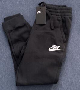 NIKE Sportswear Boys Club Fleece Sweat Pants Jogger Size Youth Large *NEW