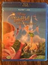 """2-Disc Combo """"TinkerBell and the Great Fairy Rescue"""" BRAND NEW!"""